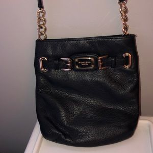 Michaels Kors black satchel